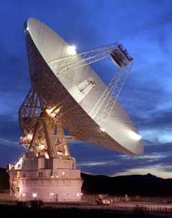 Зафиксирован мощный радиосигнал из космоса