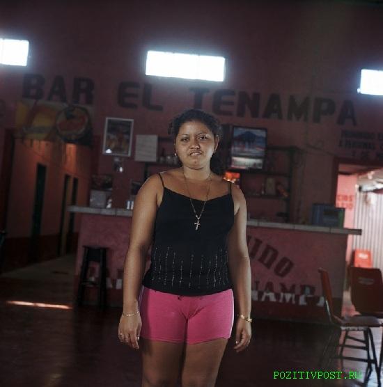 Проститутки из Венесуэлы. Складывается впечатление, что они  клонированы. Приспособлены как для утех, так и для сельхозработ