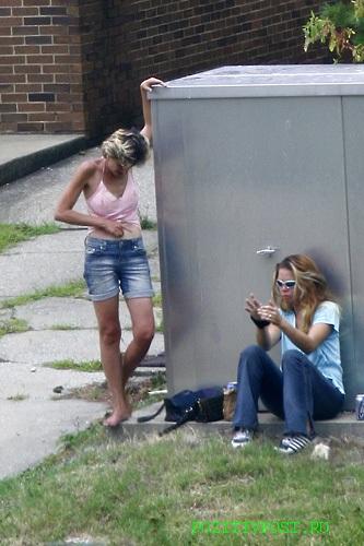 Чешские проститутки некрасивы. Производят впечатление наркотически  зависимых