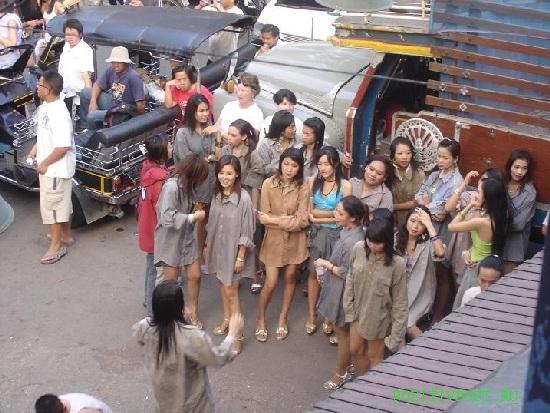 Вьетнамская проститутка. Мало изученный вид. Но судя по скудным  сведениям стоит пристального изучения
