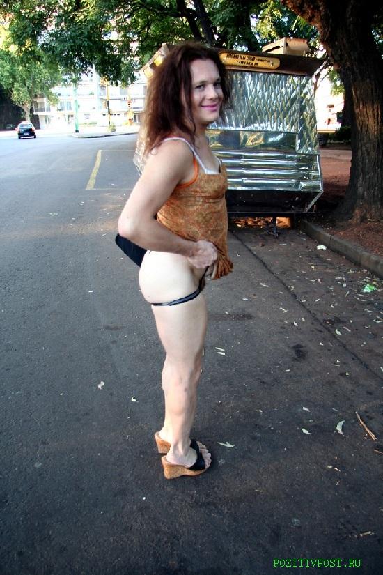 Аргентинская проститутка озадачила. Появилось стойкое подозрение на  счёт половой принадлежности... Однако они добры