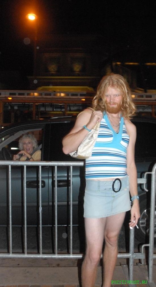 Бельгийская проститутка неприятно удивила