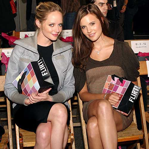 Marley Shelton and Maggie Grace