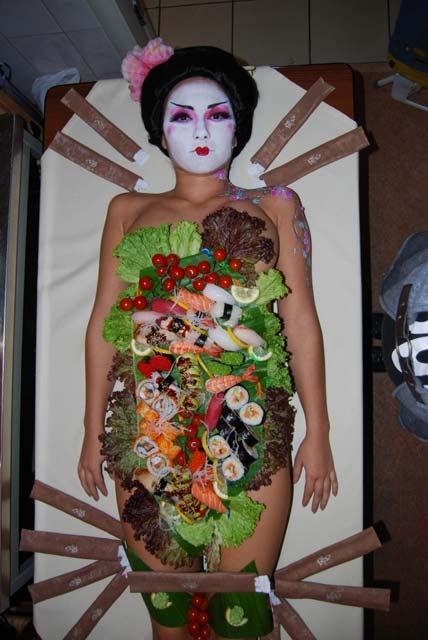 В ЮАР поедание суши сравнили с контрреволюцией