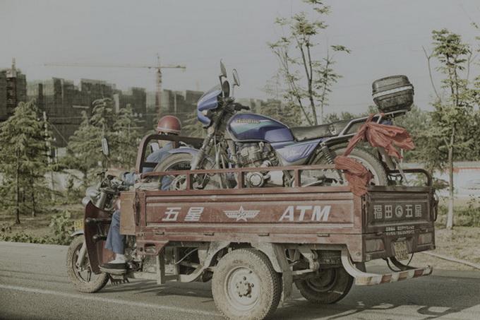 Подорож до Китаю Robert Peek. Фото пам'яток Китаю