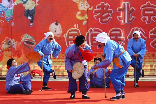 Китайский новый год в Пекине